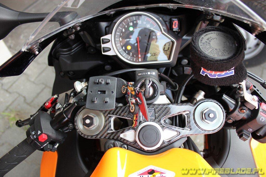 Licznik Bieg 243 W Giprods Honda Fireblade Sc59 Cbr 1000rr